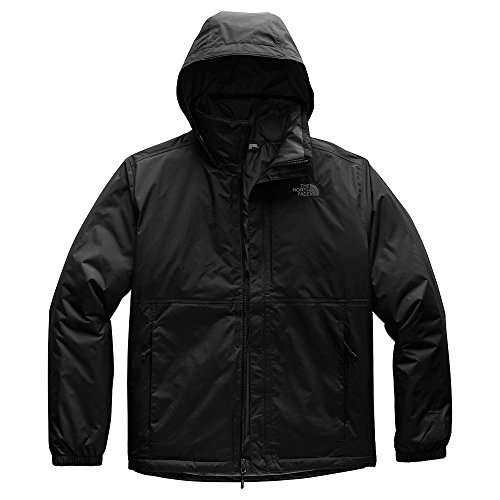 The North Face Men's Resolve Insulated Jacket- TNF Black - L (Face North Jacket Mountain Light)