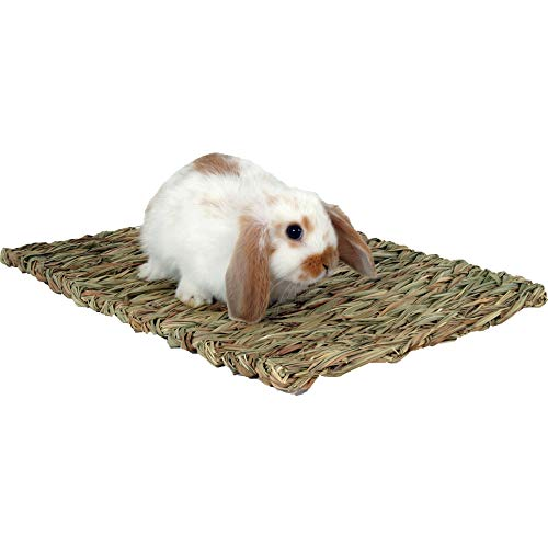 Peter's Woven Grass Mat for Rabbits ()
