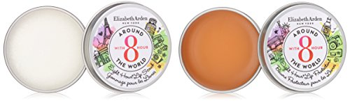 Elizabeth Arden Eight Hour Lip Duo Protectant and Scrub, 0.45 oz.