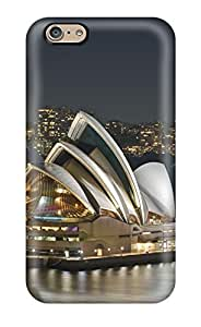 21U0UZ57RWA0SWL7 Tpu Phone Case With Fashionable Look For Iphone 6 - Sydney Opera House