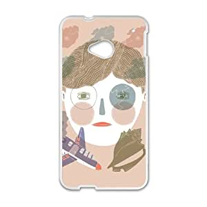 HTC One M7 Cell Phone Case White Lord of the Flies LSO7944865