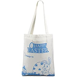 Personalized easter bags lets personalize that easter gift bag easter presents for kids from easter bunny basket personalized easter eggs basketsbags for negle Images