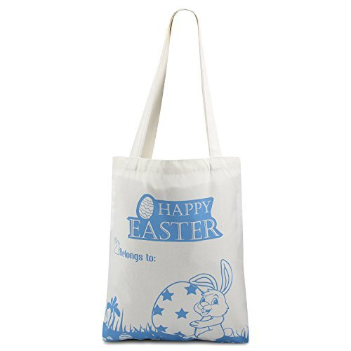 Presents Personalized Baskets Environmental Canvas Handle product image