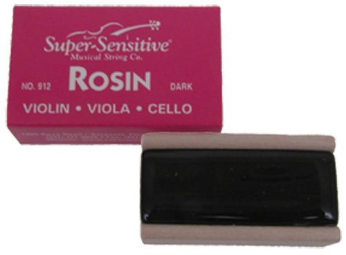 Super Sensitive Dark Violin Rosin