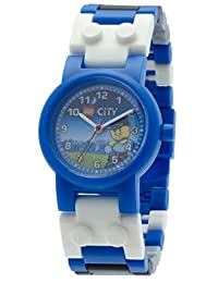 LEGO Kids' 8020028 Analog Display Japanese Quartz Multi-Color Watch