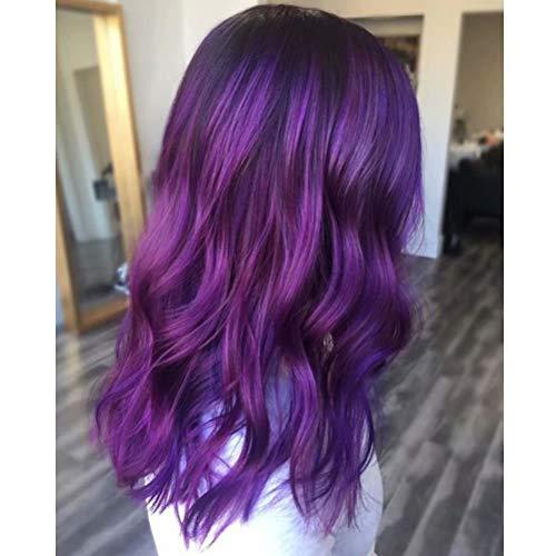 Purple Hair Extensions (RUNATURE 16