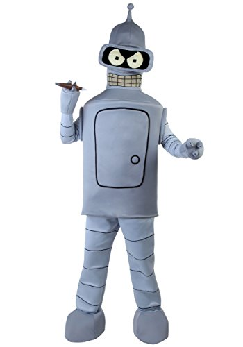 Adult Bender Costume - ST