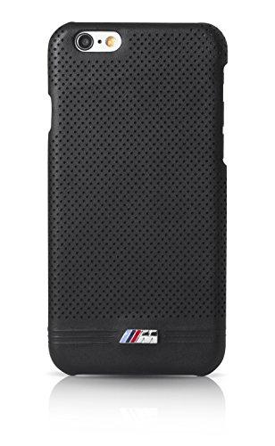 BMW BMHCP6MPEBIC geprägte Linien M Sammlung harte Schutzhülle für Apple iPhone Adrenaline 6/6S 11,9 cm (4,7 Zoll) schwarz
