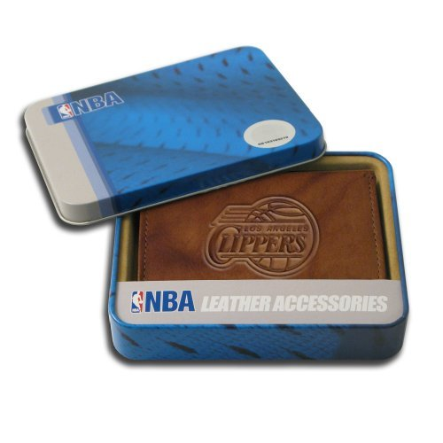 NBA Embossed Trifold by Rico by Rico