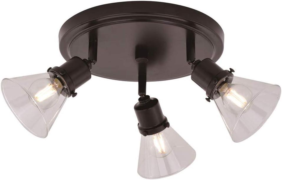 3-Light Directional Light in Bronze