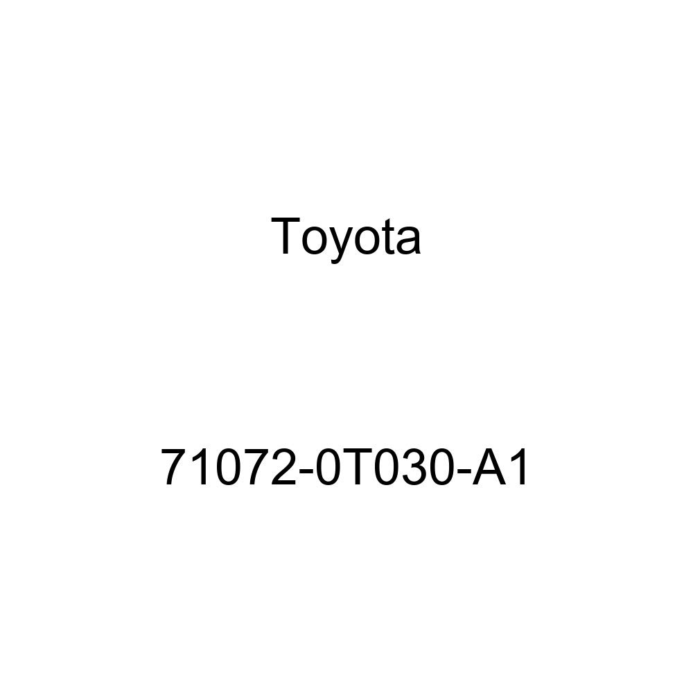 TOYOTA Genuine 71072-0T030-A1 Seat Cushion Cover