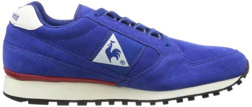 Sportif Suede Peu Eclat Solidate Blue Bleu homme Coq Le Blau Aq5TR