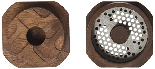 Magic Flight Finishing Grinder (Walnut)