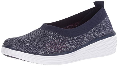 Ryka Women's Nell Walking Shoe Navy/Pink