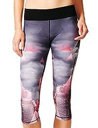 adidas Women's Workout 3/4 Tight City Leggings