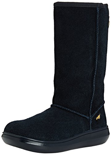 Botas Marrón Daddy Navy Rocket Blau Sugar Color Dog Bgd planas Dark Azul ptEgw4q