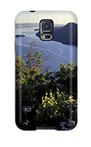 Cute Tpu CaseyKBrown Eastern New York Nature Conservation Case Cover For Galaxy S5