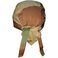 Addvi Men's Cotton Head Scarf Camouflage_Free Size