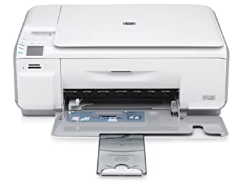 hp photosmart c4480 all in one a4 printer amazon co uk computers rh amazon co uk HP Printer C4480 Manual HP C4480 Driver Only