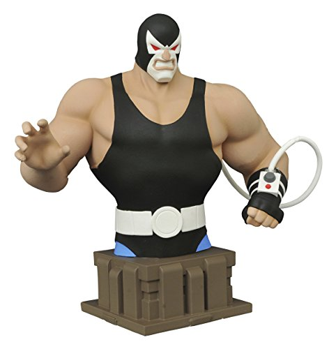 Batman: The Animated Series: Bane Resin Bust Statue ()