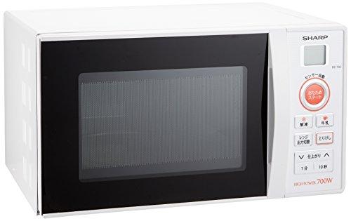Sharp single-function range East 50Hz dedicated 20L white RE-TS3-W5