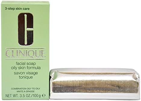 Facial Cleanser: Clinique Facial Soap