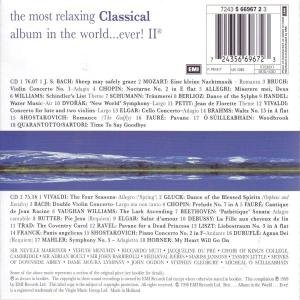 The Most Relaxing Classical Album In the World Ever, Volume II by EMI Classics