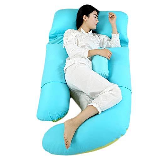 Abenily - Almohada cómoda en Forma de U para Maternidad o ...