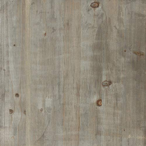 (Koyal Wholesale Stained Wood Plank Sheets, Set of 4, Grey, Farmhouse Decor, Wood Stain Weathered Whitewashed Boards, Wall Art, Photo Backdrop, Hanging Sign for DIY Crafts (Dirftwood Grey, 13.5-Inch))