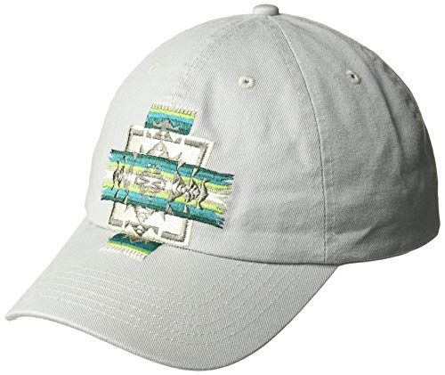 - Pendleton Men's Chief Joseph Embroidered Cap, Light Grey, ONE Size