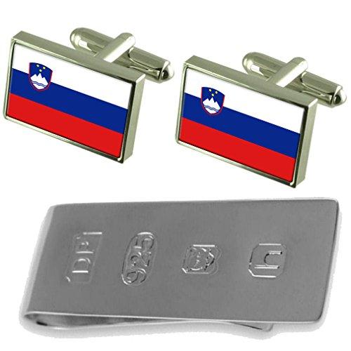 Slovenia Bond Flag amp; amp; Cufflinks James Money Slovenia Bond Flag Cufflinks James Clip dACwApxvq