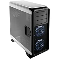 Corsair Graphite Series 760T ATX Full Tower Computer Case Chassis (Black)