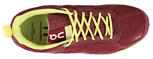 On Red Cloudrunner Red Women's On Women's Cloudrunner On Red Cloudrunner Women's fHqrf