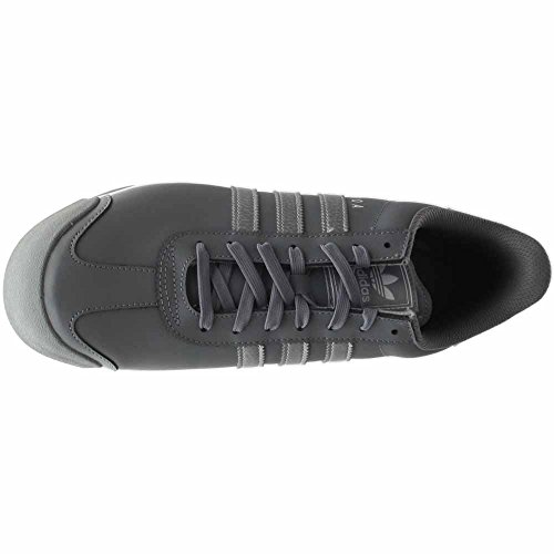 Adidas Mens Fashion Sneaker Gris / Argent / Blanc