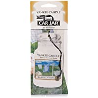 Yankee Candle Company 1020639 Clean Cotton Car Freshener