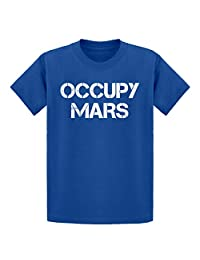 Indica Plateau Youth Occupy Mars Kids T-Shirt