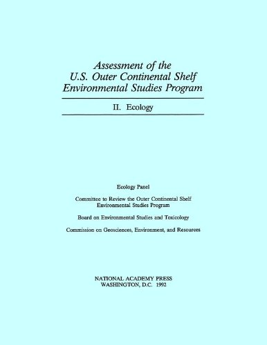 Assessment of the U.S. Outer Continental Shelf Environmental Studies Program: II. Ecology (No. 2)