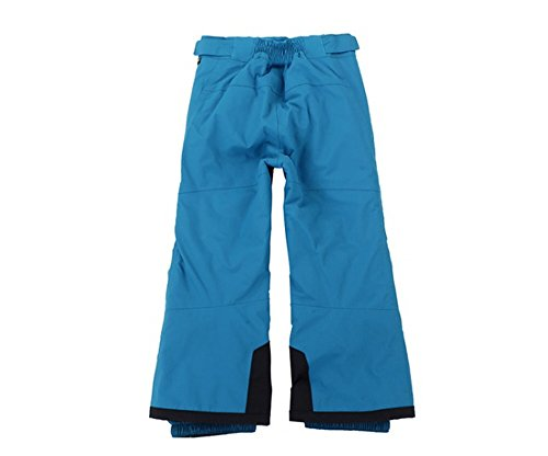 Jack Wolfskin Snow Ride Texapore Insulated Kids Pants (116(5-6 Years Old), Blue(dark turquoise)) by Jack Wolfskin Kids (Image #4)
