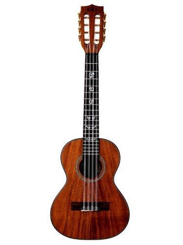 Kala KA-ASAC-T8 Solid Acacia Tenor 8-String Ukulele