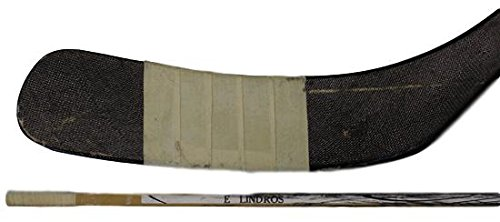Eric Lindros Game Used Bauer Hoceky Stick Philadelphia Flyers