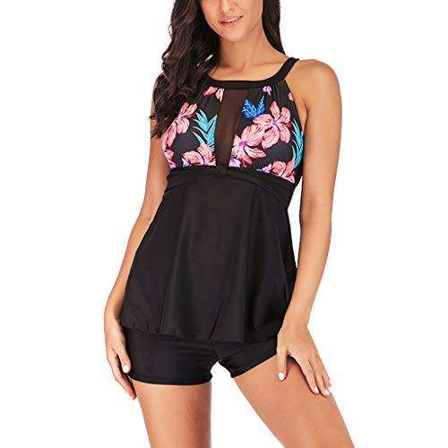 ba7d4f9702 HHmei Women Plus Size Modest Swimwear