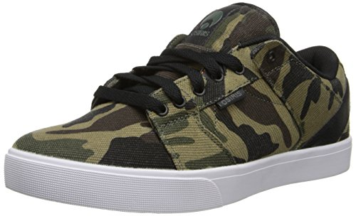 Osiris PLG VLC 21018003 Herren Skateboardschuhe Camo/Black/Orange