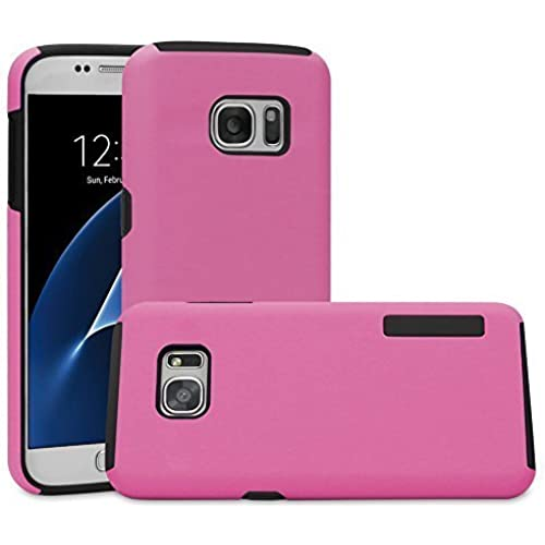 Galaxy S7 Case, Bptecase [Slim Thin] Hybrid Dual Layer Samsung S7 Protective Case with Shock Proof Soft Inner TPU Bumper Scratch-Resistant Hard PC Back Sales