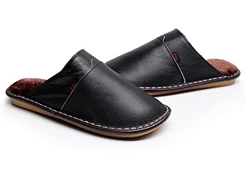 cotton Keep the silent Spa W Indoor at Slippers shoes Warm Slip 43 Anti rubber Cotton Plush of amp;XY end Men's qqwCWETS