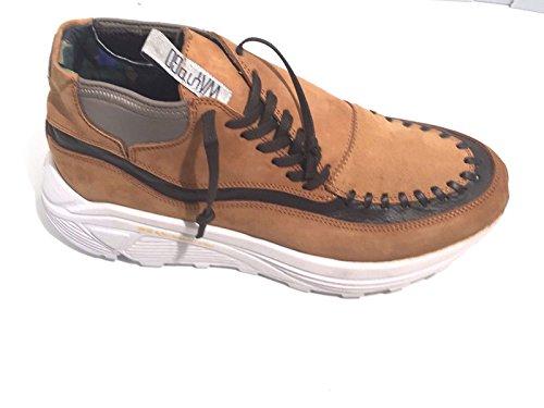 YAB Hombre zapatillas altas
