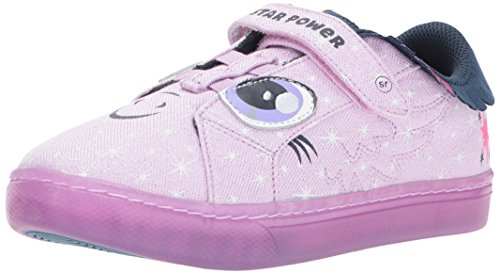Stride Rite Girls' My Little Pony Twilight Sparkle Magic Sneaker, Purple, 8 M US Toddler for $<!--$44.99-->
