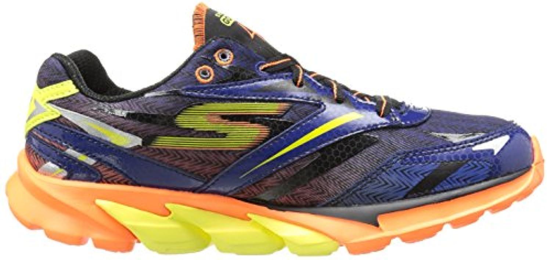 Skechers Go Run 4 Youth US 10.5 Blue Running Shoe