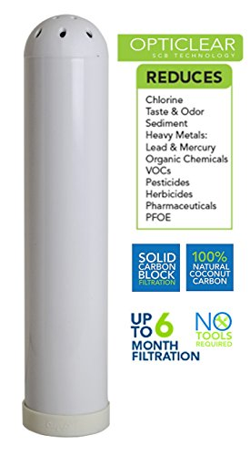 Clear2o CCF2001 Countertop Replacement Water Filter by Clear2o