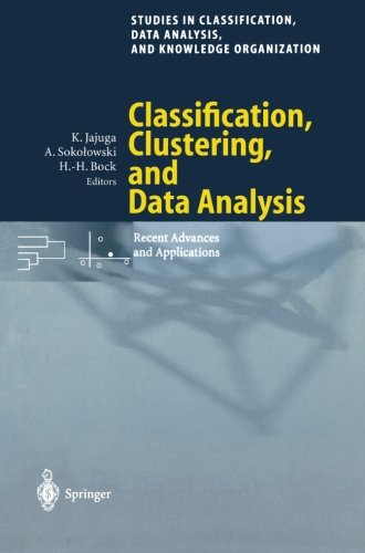 Classification, Clustering, and Data Analysis: Recent Advances and Applications (Studies in Classification, Data Analysis, and Knowledge Organization) by Brand: Springer (Image #1)