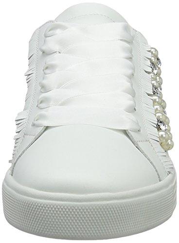 Kennel En Schmenger Schoen Fabriek Dames Stad Sneakers Wit (bianco / Pearl Witte Zool)